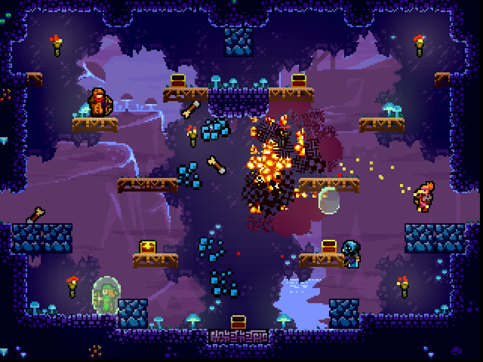 —качать »гру Towerfall Ascension img-1