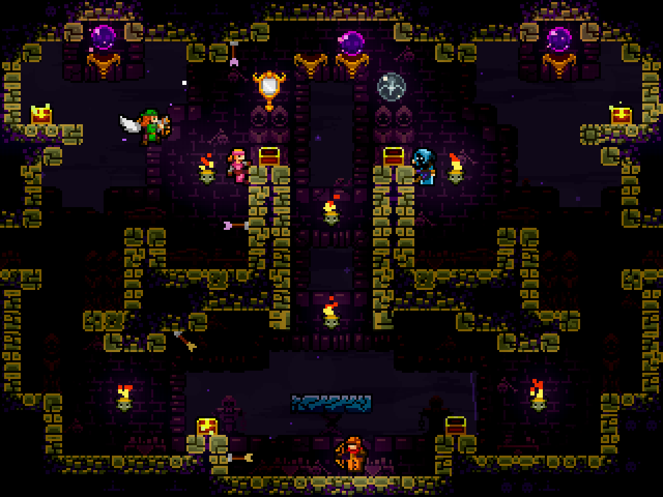 —качать »гру Towerfall Ascension - фото 7